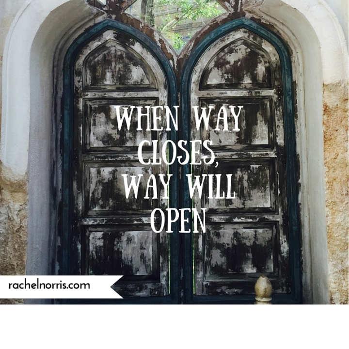 When Way Cloeses, Way will Open-2