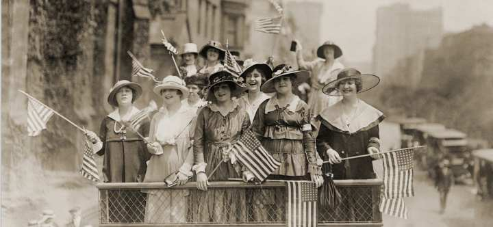 How Women Won the Right to Vote 100 Years Ago Today: A Tennessee Story